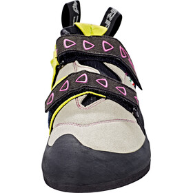 Scarpa Velocity Klimschoenen Dames, lightgray/yellow